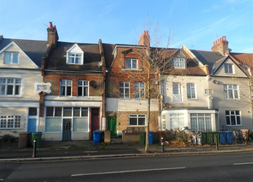 Two bed flat in Dulwich